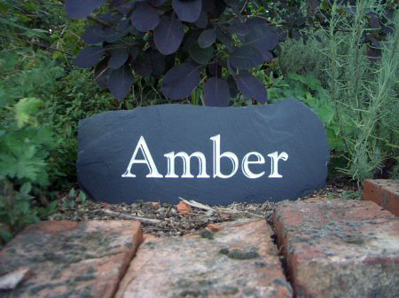 4 Featured Garden Animal And Pet Memorials Engraved In Stone