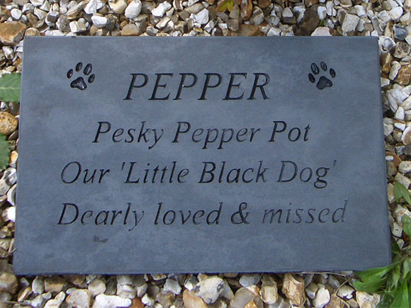 dog memorial