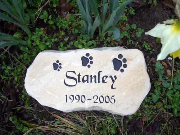 plaque pet memorials