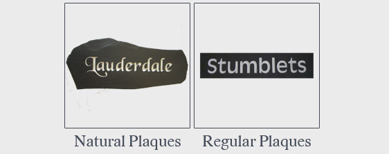 plaque types