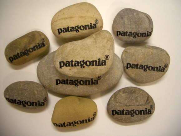 engraved stone pebbles
