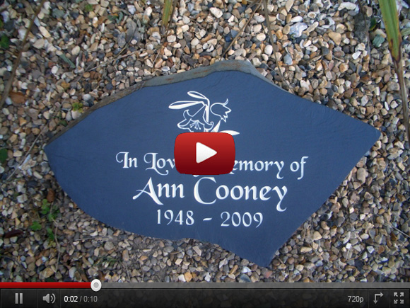 Memorial Plaques on Youtube